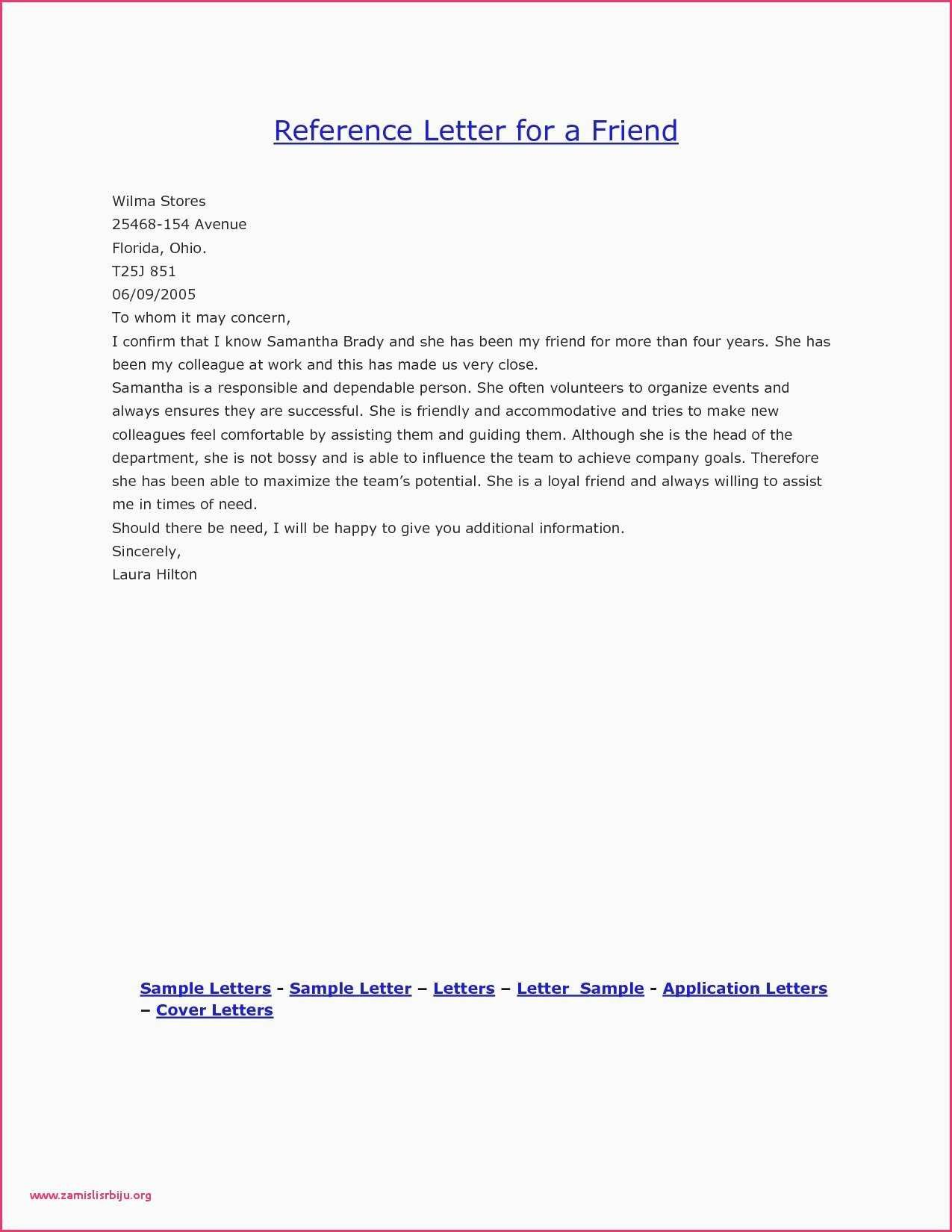 Good Character Letter For Immigration Fresh Good Moral Character