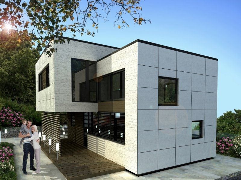 Cube house cube architecture house design - House to home designs coupon code ...