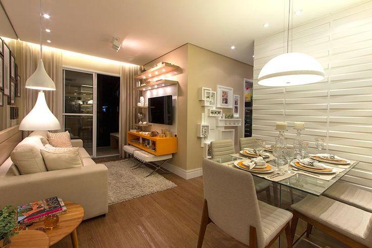 736 490 casa da for Sala de estar pequena con escritorio