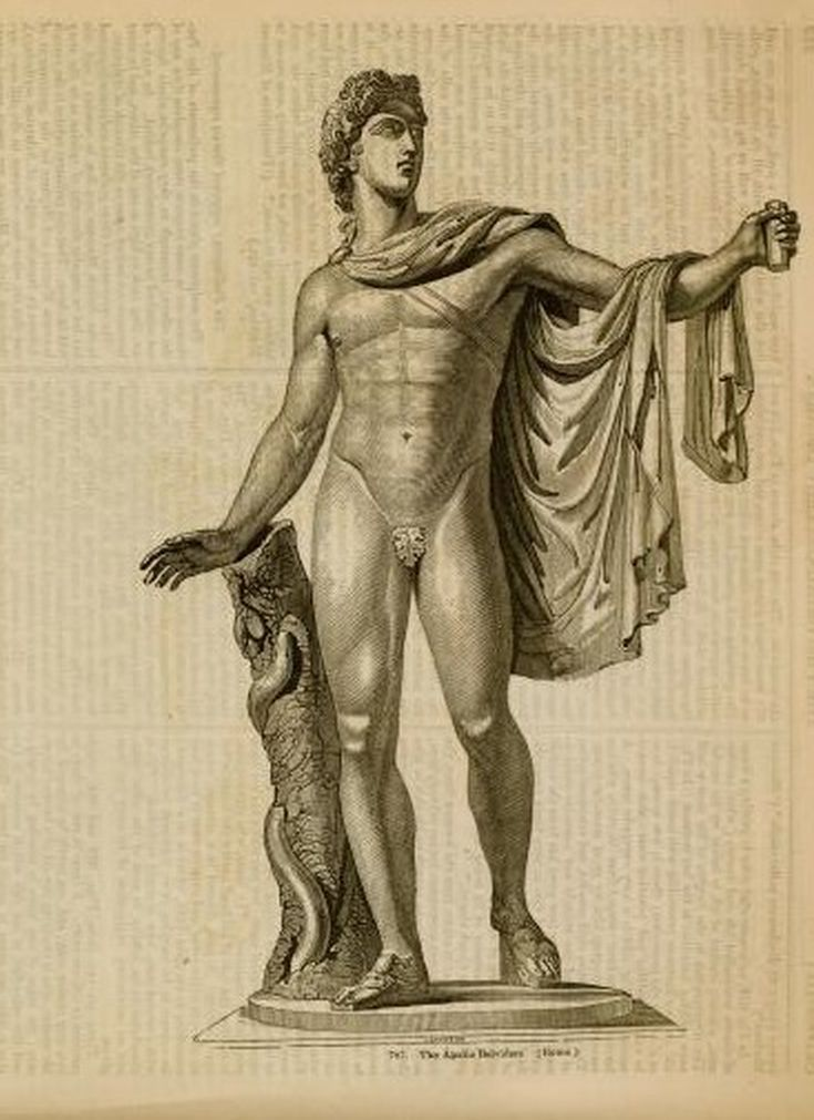 The 6 Symbols of the Greek God Apollo in 2019 | La Art | Greek gods