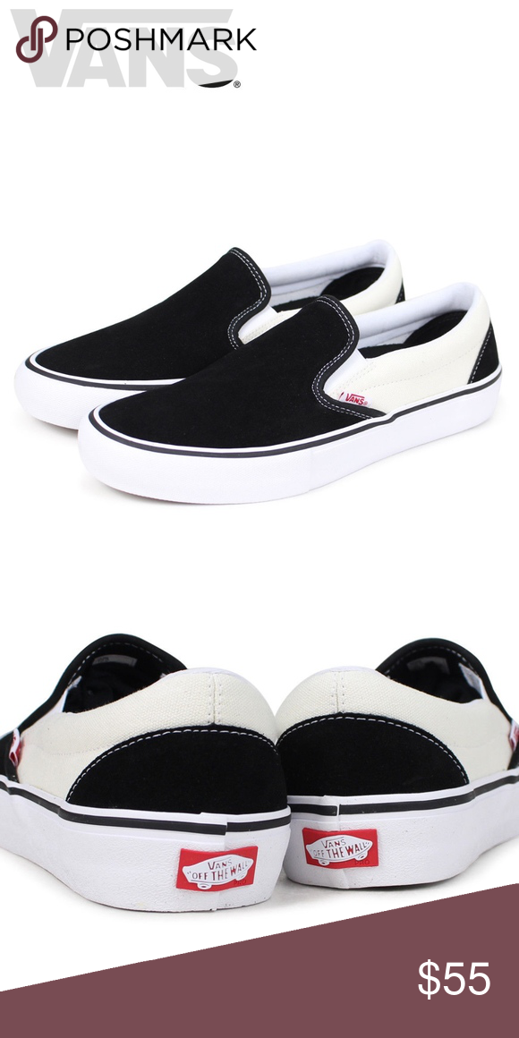 Vans Pro Slip On Shoes in Multi | Vans Footwear