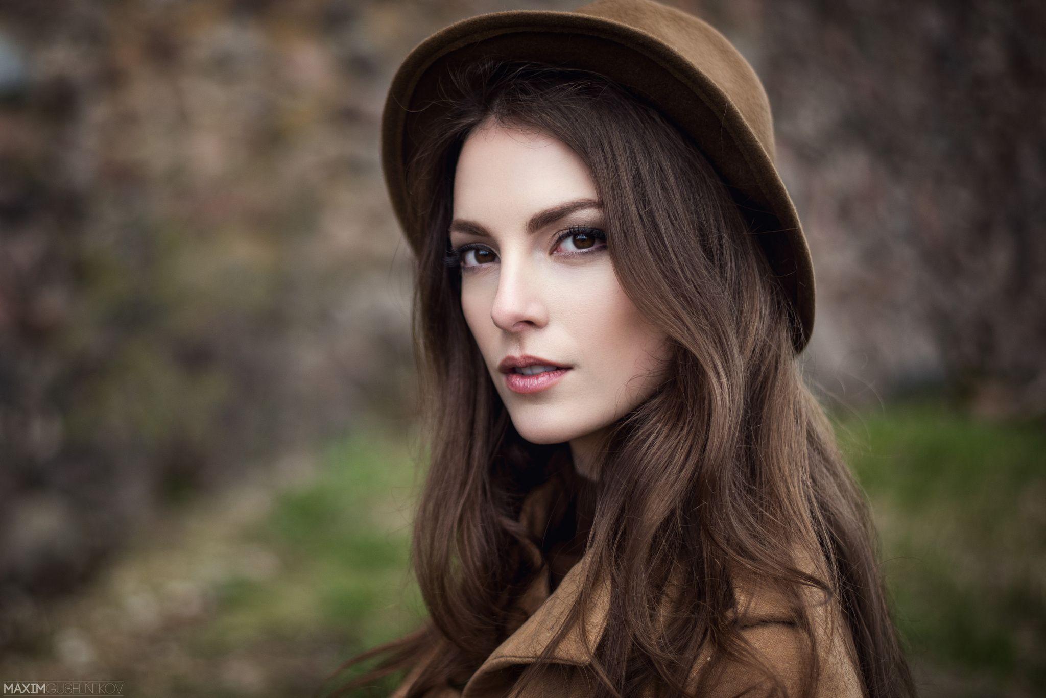 natural beauty girl wallpapers: Karina By Maxim Guselnikov On 500px. Russian Girl