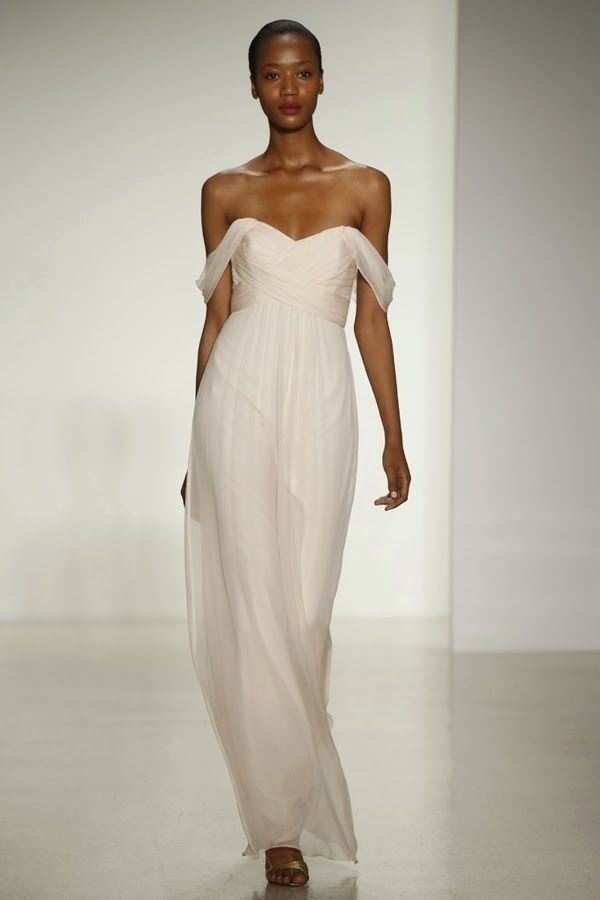 Bridesmaid Dresses Amsale Fall 2014 Collection