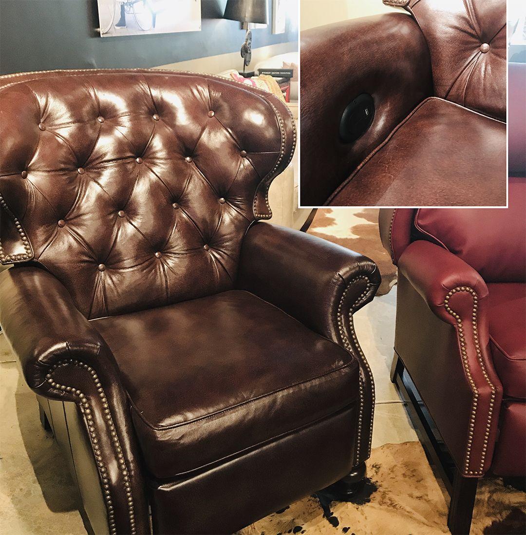 Bon Power Up Your Weekend With A McKinley Leather Power Motion Recliner!  #powermotion #weekendwarrior #leatherfurniture #comfort #mckinleyleather  #madeintheusa