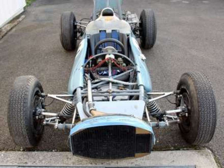 Cooper Climax Type 59 Single Seat Race Car For Sale, classic cars ...