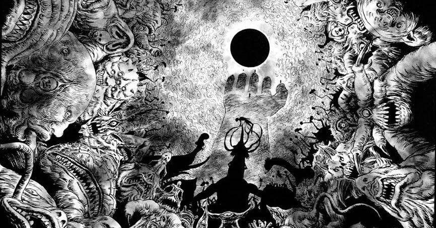 Pin by Marcel Hanaie on CB   Berserk, Shadow creatures ...