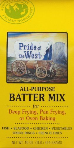 Pride of the West AllPurpose BATTER MIX 16oz 5 Pack >>> More info could be found at the image url.