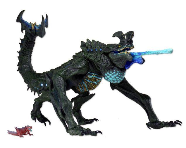 "NECA Pacific Rim Flying Otachi 7/"" Scale Ultra Deluxe Kaiju Action Figure"
