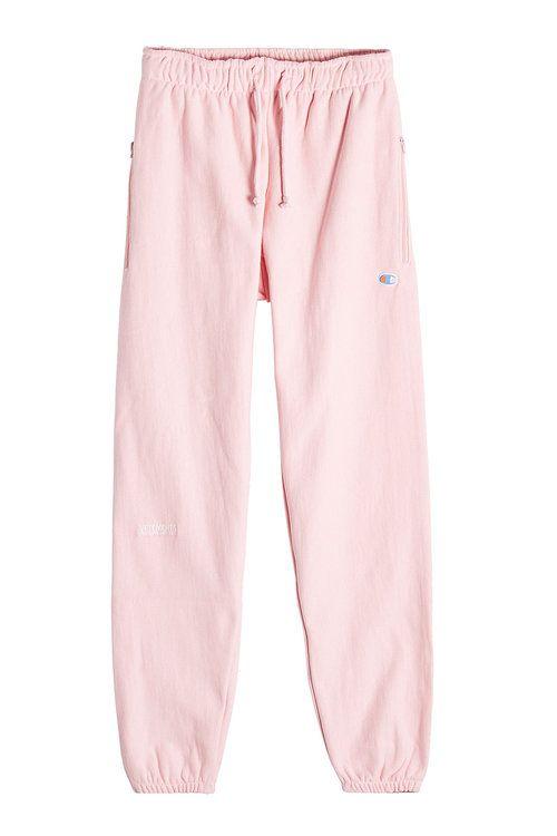 c5f09b01860c VETEMENTS X Champion Sweatpants with Cotton.  vetements  cloth ...