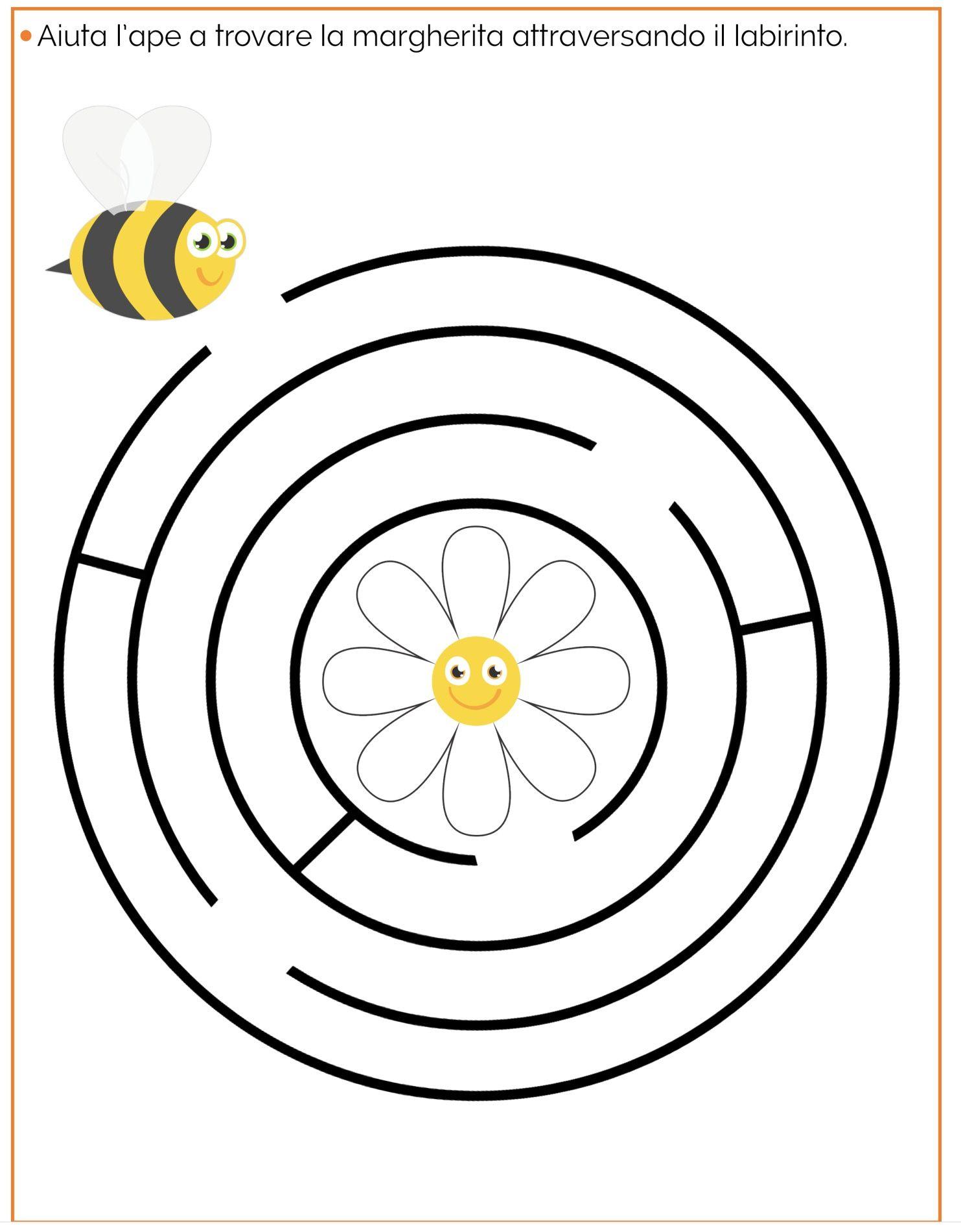 Pin de Małgorzata en Labirynty | Pinterest | Laberintos y Preescolar