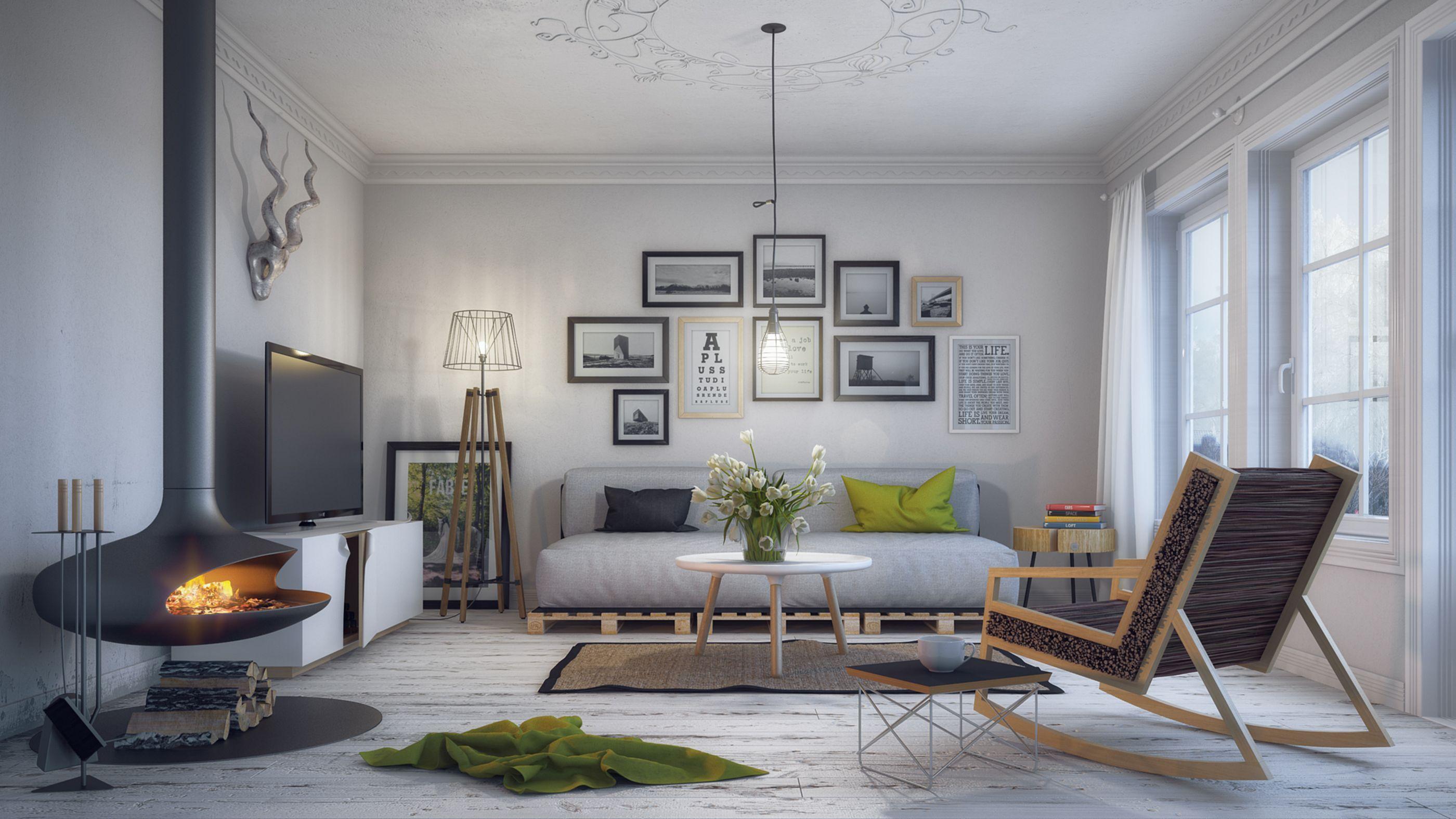 30+ Best Home Interior: Gorgeous Nordic Interior Design Ideas | Home ...