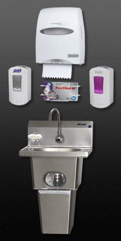 Restaurant Kitchen Hand hand sink restaurant training handwashing - google search | food