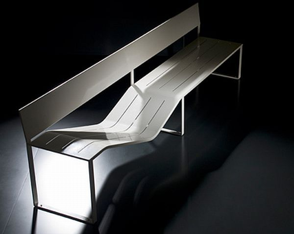 Captivating Creative Bench Designs To Relax You In Style