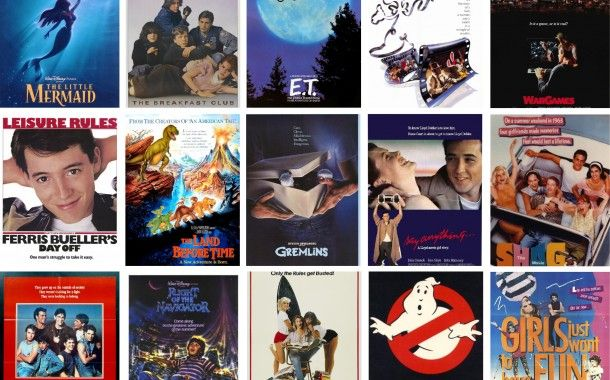 80s Movie Posters Collage 610x