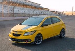 Chevrolet Onix Track Day Concept Chevrolet Concept Vehicles