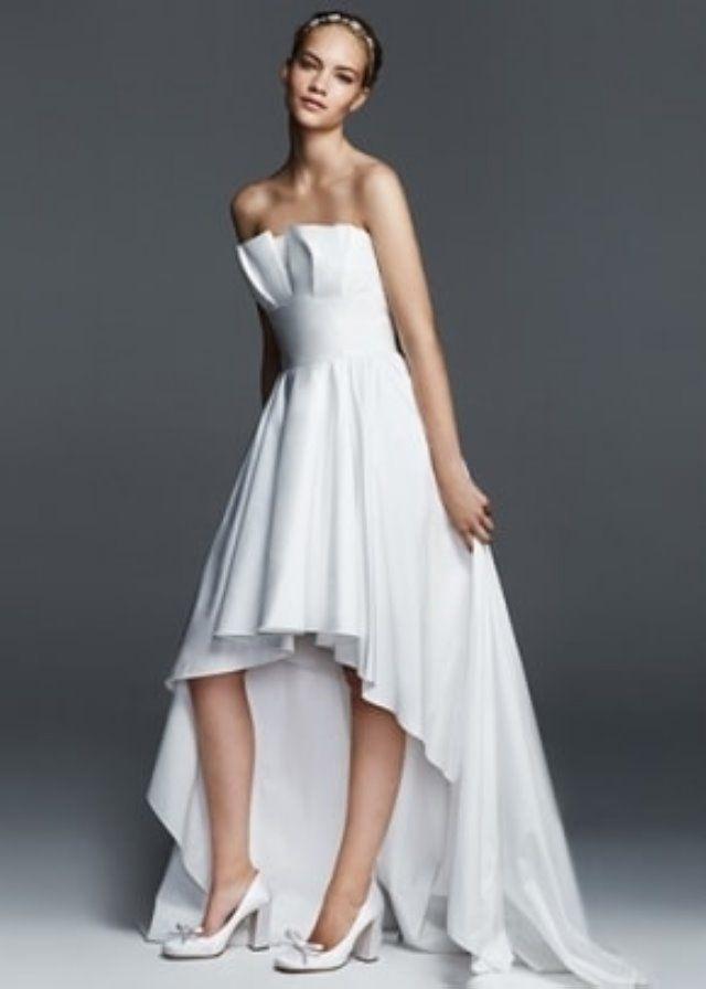 Vestidos de novia nueva colección Max Mara 2016 | Vestidos de novia ...