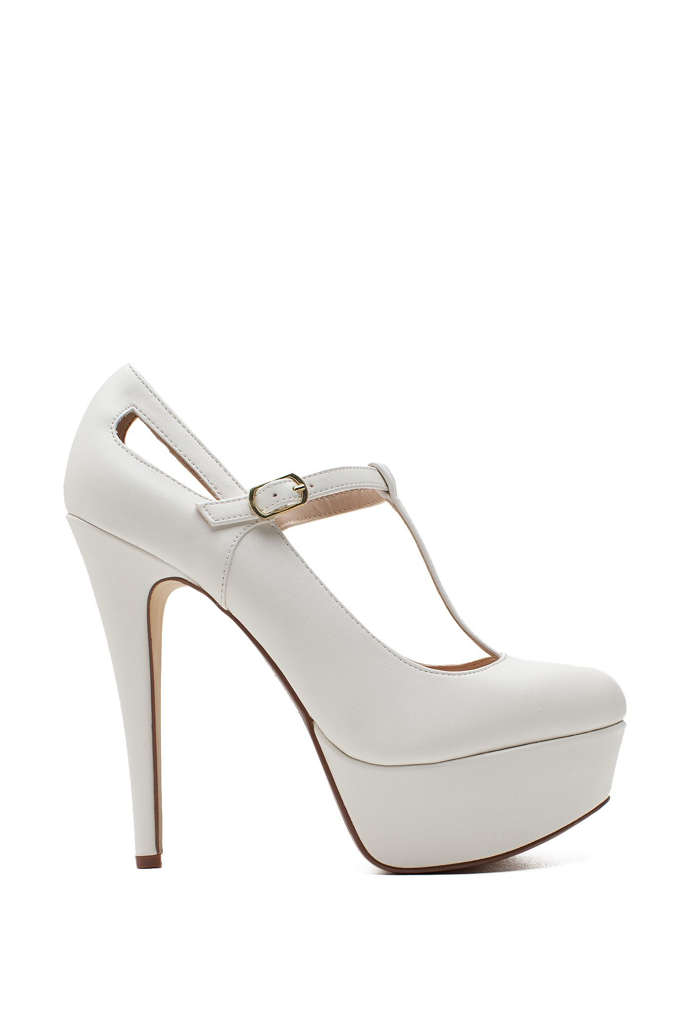 Women's Heels | Realove 64 Ladies Who Lunch Platform | A'GACI