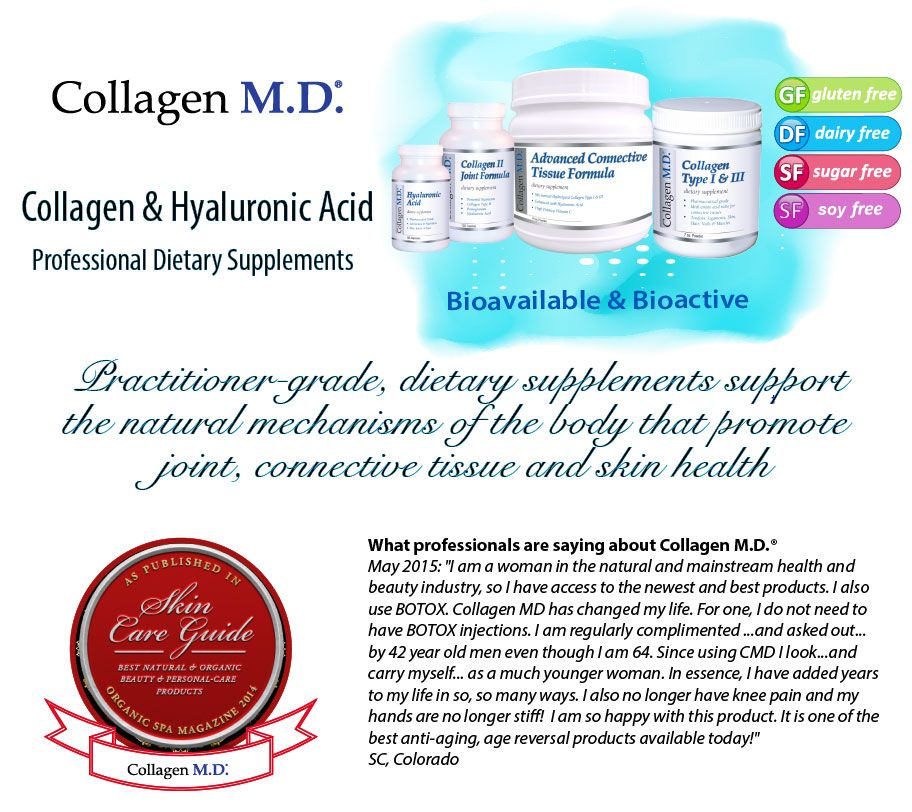 Pin On Collagen M D