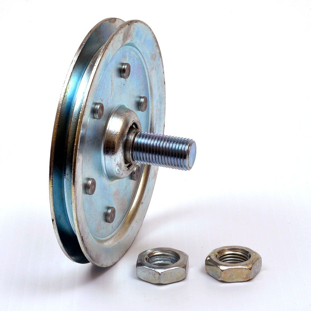 Garage Door 4 Inch Sheave Pulley With Stud Rp 12 95 Sp 5 95