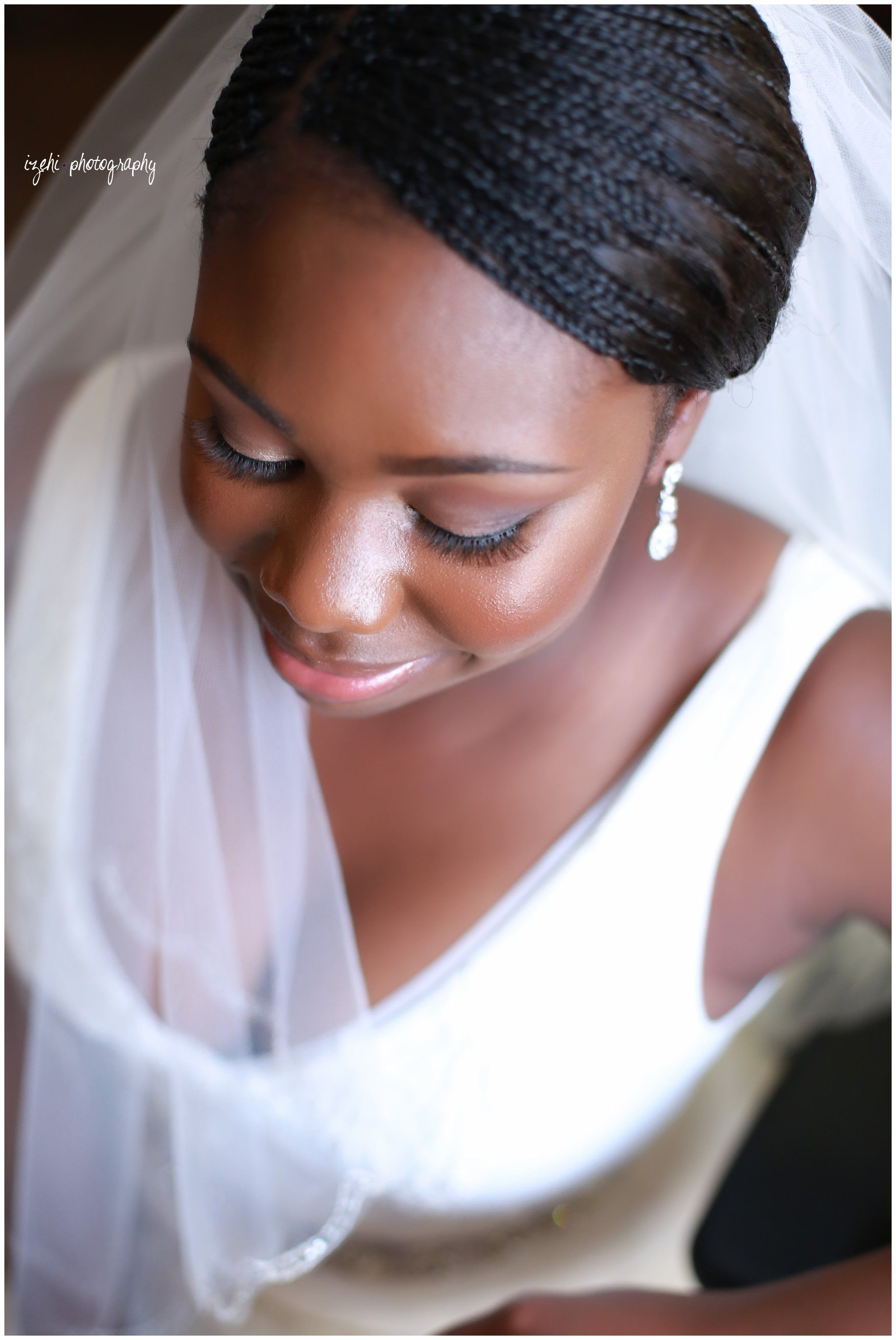 African bride with braids bridal style pinterest wedding stuff