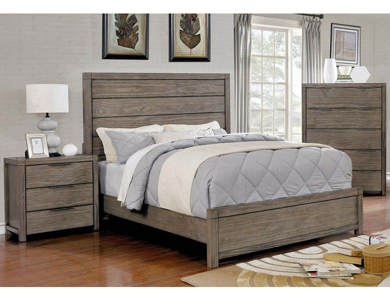 Agustin Bedroom Furniture Rustic Gray Finish Rustic Furniture Stores Italian Bedroom Furniture Natural Wood Bedroom Furniture