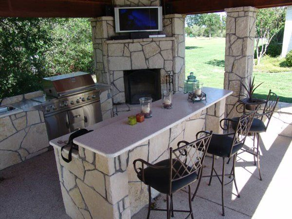 12 Fascinating Outdoor Bar Design Ideas With Images Outdoor Kitchen Bars Outdoor Kitchen Design Outdoor Kitchen