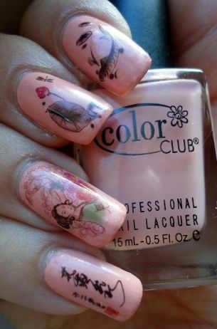 Chinese New Year Nail Art Designs Best Home Manicure Trend Ideas 15