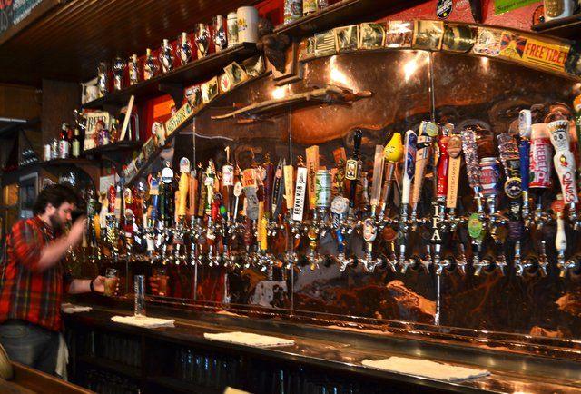 Best Craft Beer Bars in Dallas