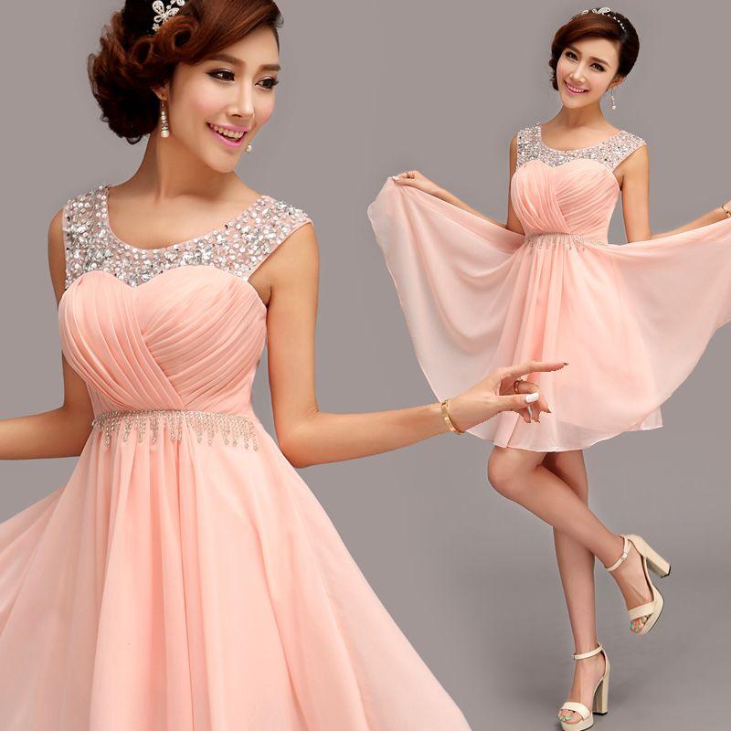 Short Evening Dresses For Weddings Good Dresses