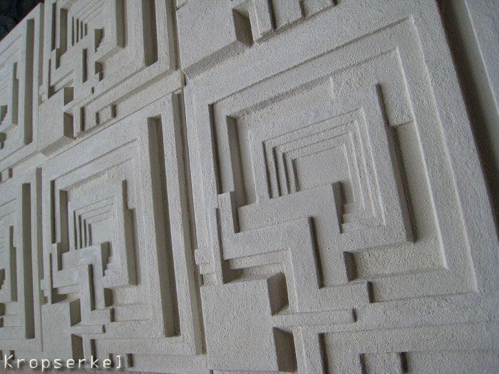 Blade Runner - Deckard's apartment tile replica