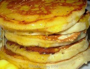 hmmm...pancakes...