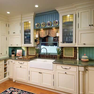 10 Big Ideas For Small Kitchens Kitchen Design Styles