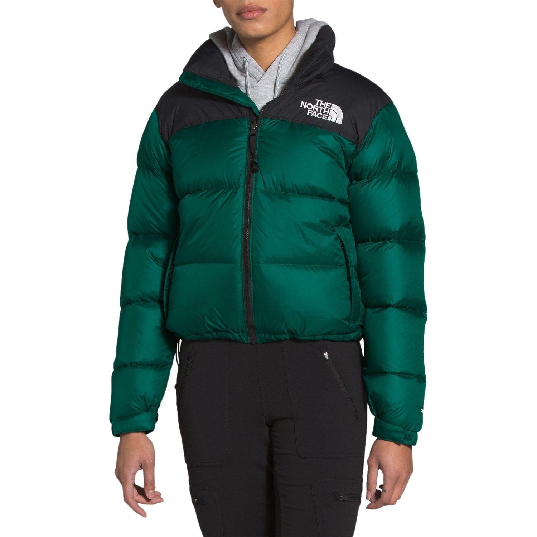 The North Face 1996 Retro Nuptse Jacket Women S North Face Puffer Jacket Green North Face Jacket 1996 Retro Nuptse Jacket [ 1500 x 1500 Pixel ]