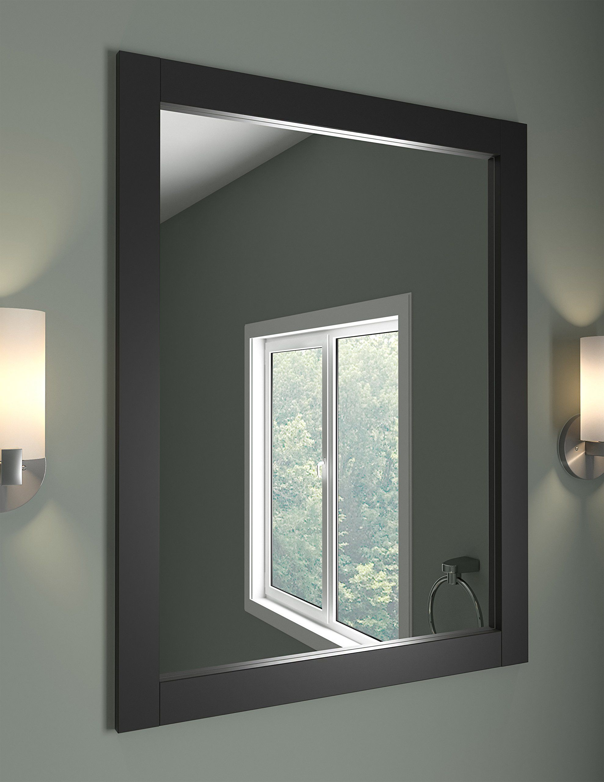 24x30 Espr Wall Mirror You Can Find Out More Details At The Link Of The Image It Is An Affiliate Link To Amazon Bathro Bathroom Mirror Mirror Mirror Wall