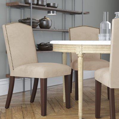 Wayfair Custom Upholstery Nadia Upholstered Dining Chair Body