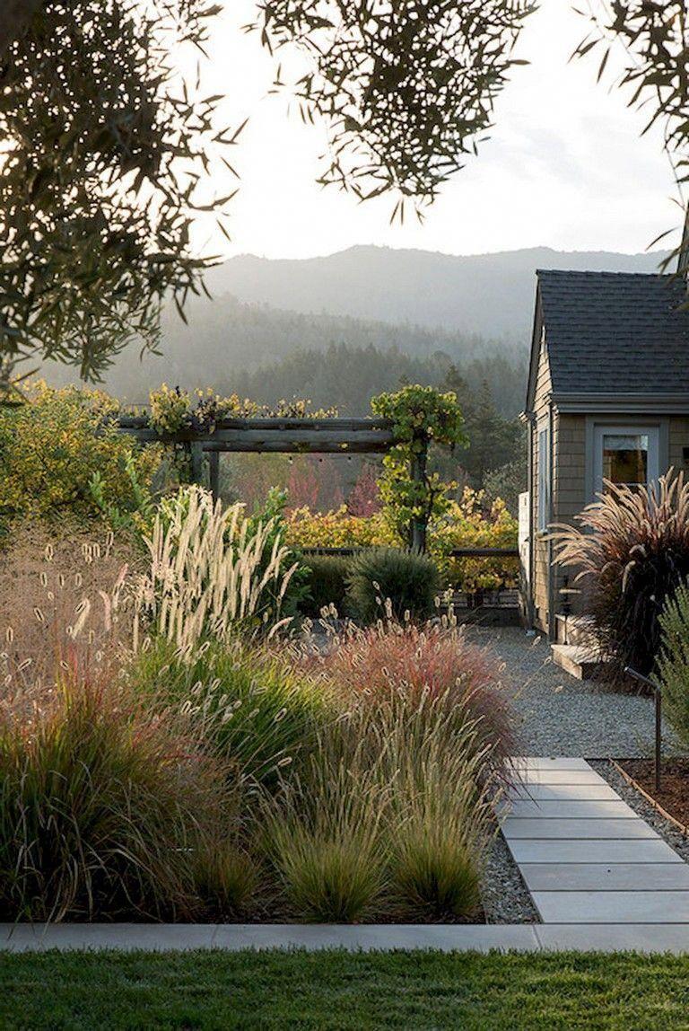 50 Creative Ideas For A Charming Garden Path Ideas Charming Gardenpaths Front Garden Design Garden Landscape Design Landscape Design