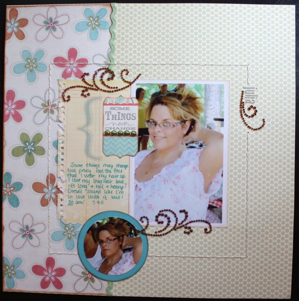 Julie's Journal: Julia