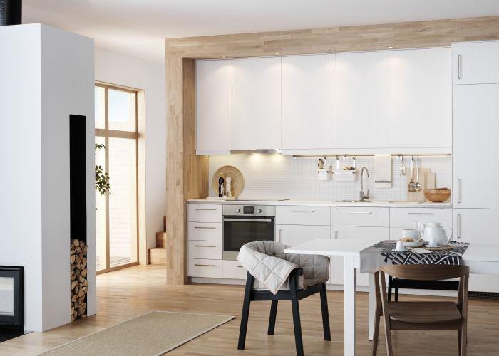 METOD il nuovo sistema cucine IKEA | Spazio al cambiamento in ...