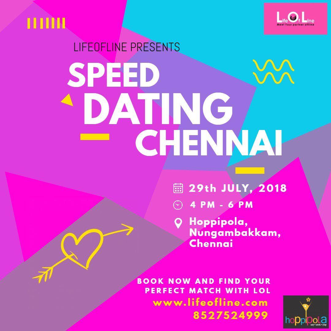 lol speed dating chennai