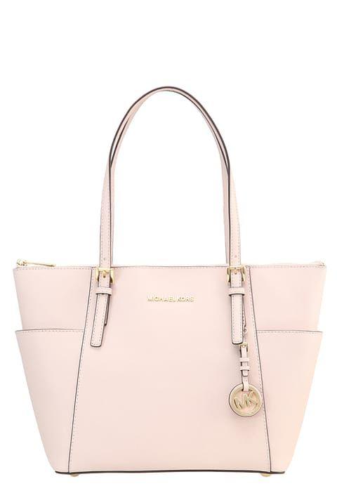 5ac779617f06 JET SET TOTE - Handbag - soft pink @ Zalando.co.uk 🛒 in 2019 | Bags ...