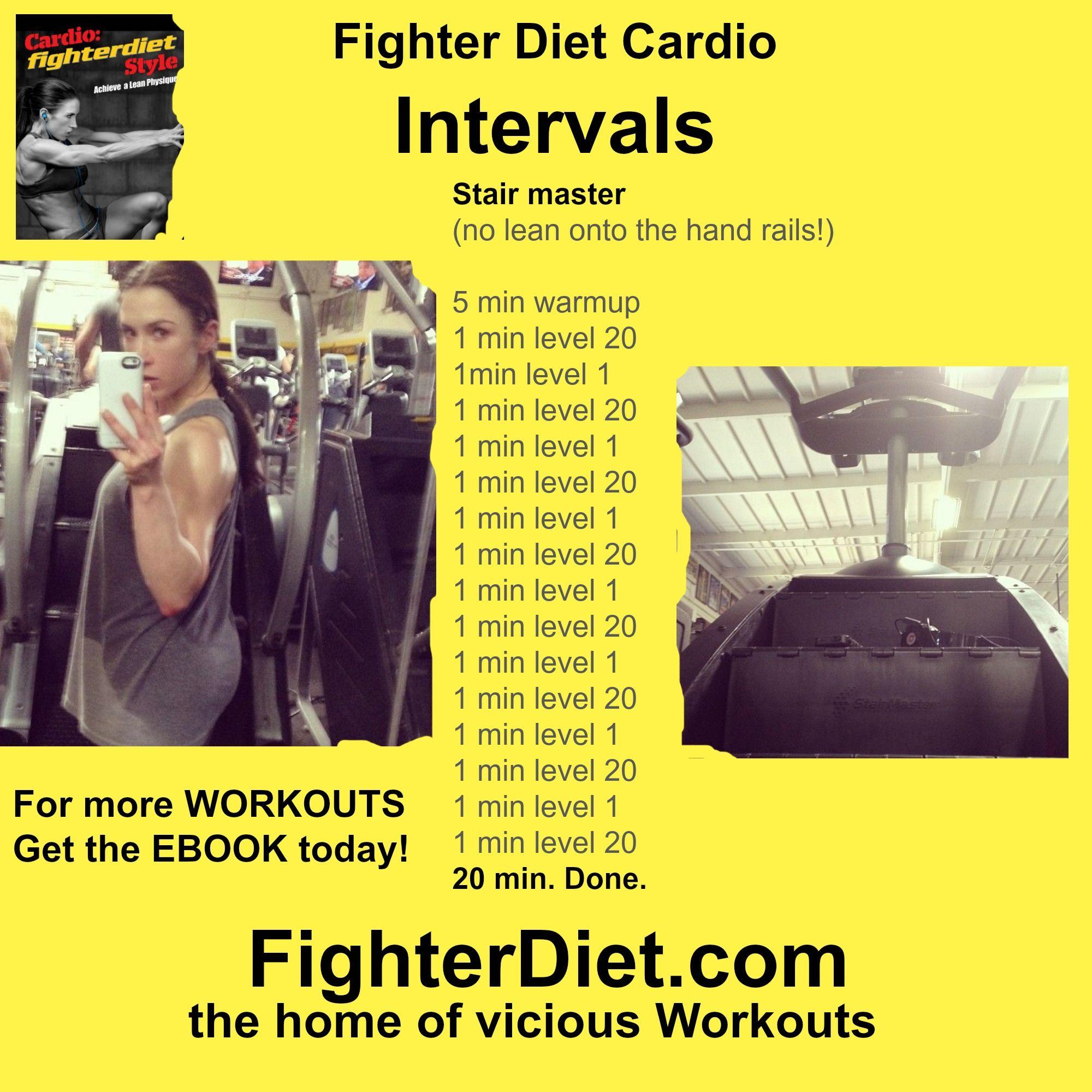 Fat Burn Weight Routine