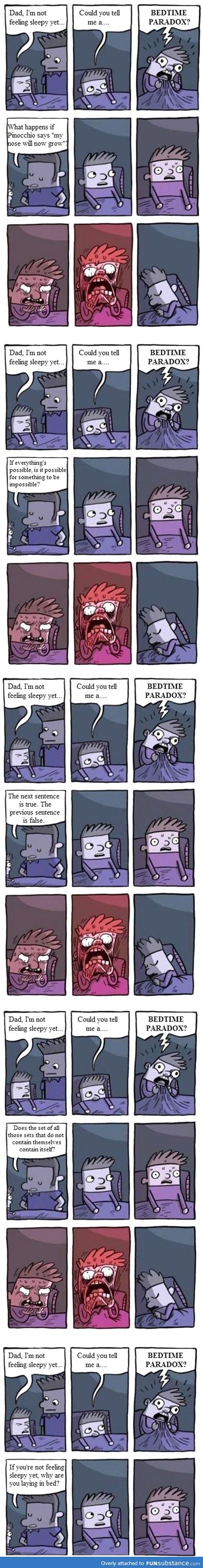 Bedtime paradox compilation @xlisacavex