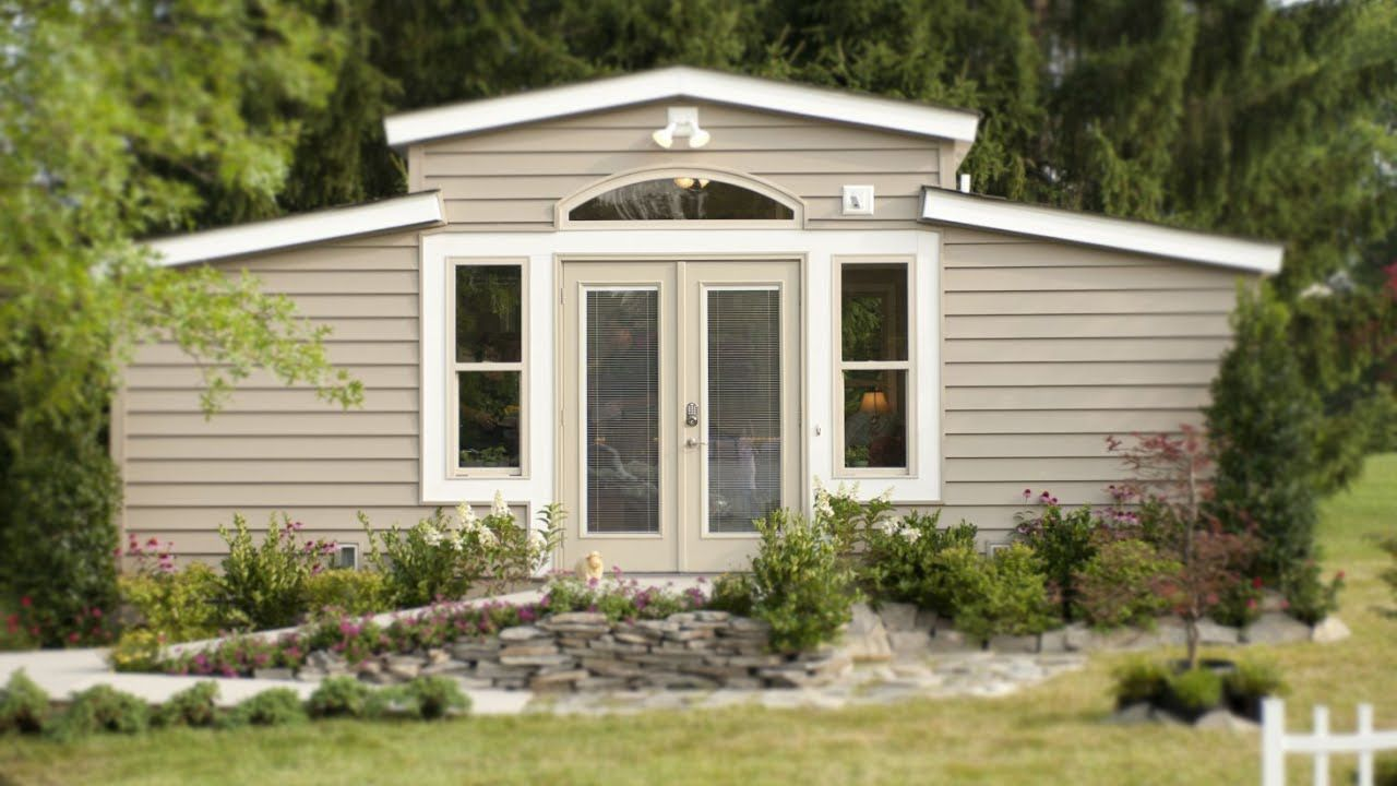 Medcottage A Tiny House Designed For The Elderly Amazing