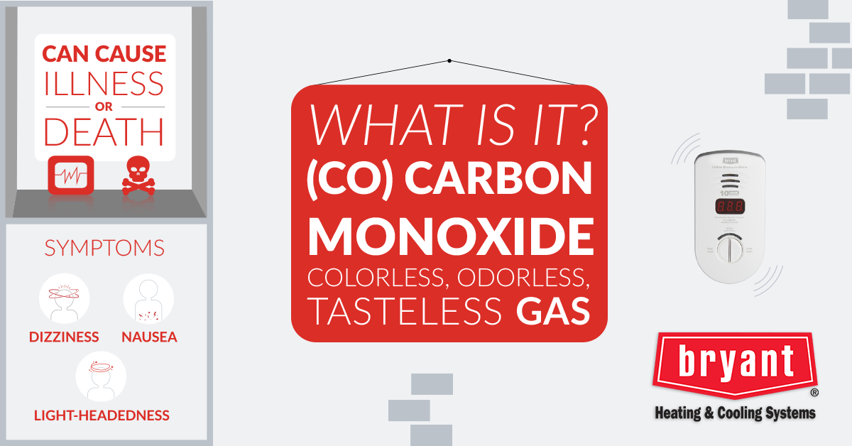 Carbon Monoxide Can Be Harmful In Your Home Feel Safe Knowing You