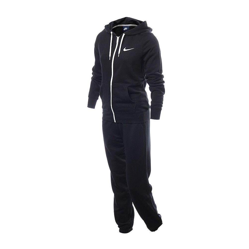 84de25278ac19 Luce un estilo casual y atlético con el conjunto deportivo Nike Club FT  Tracksuit para mujeres