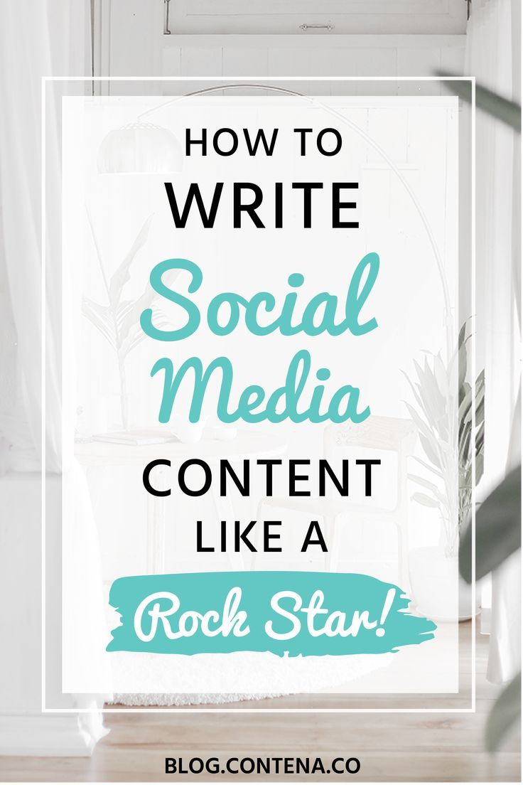 The Freelance Writer's Guide to Social Media Content