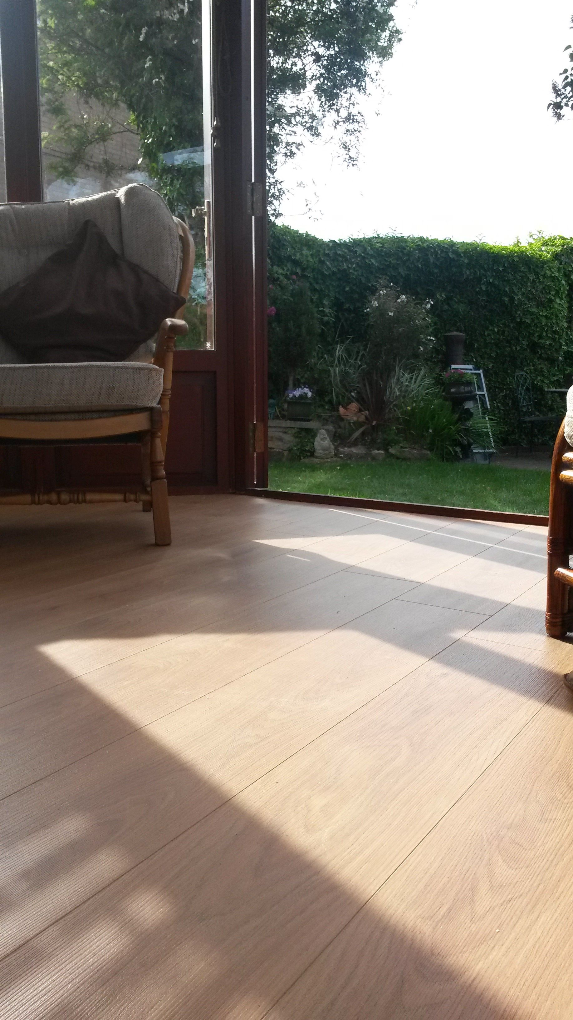 Laminate flooring image by Discount Flooring Depot on