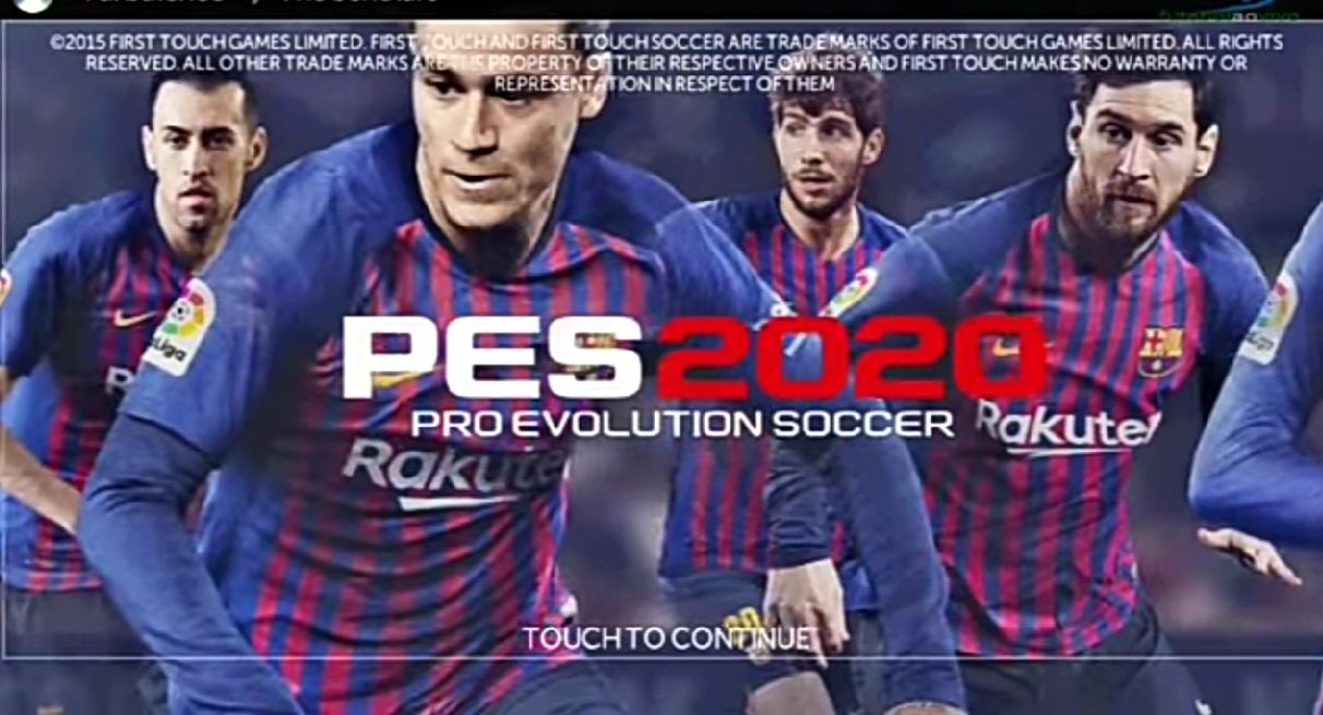 FTS Mod PES 2020 Apk Obb Data Download | RisTechy in 2019 | Movie
