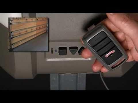 Garage Door Opener And Remote Programming Instructions Pairing A