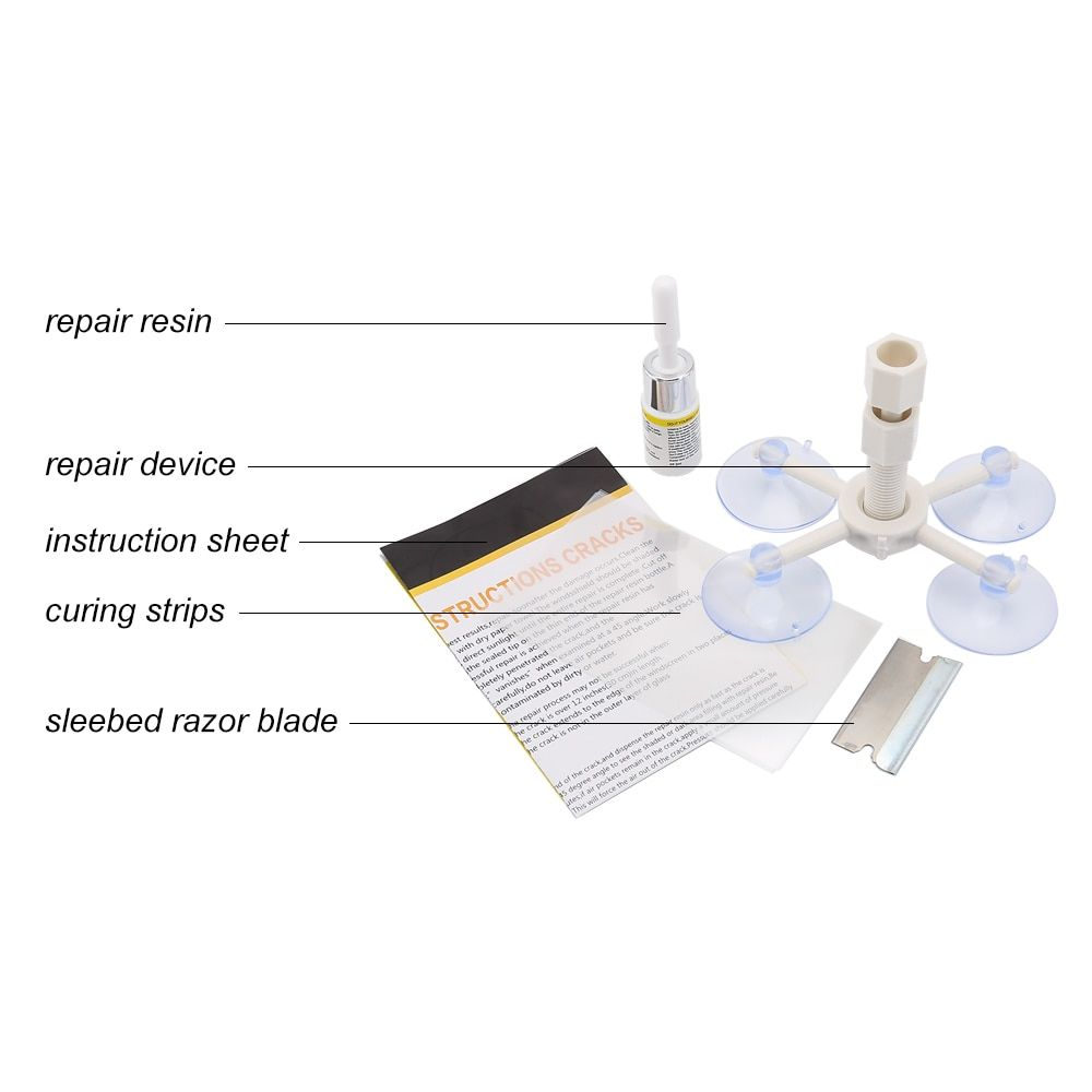 Glass Repair Kit
